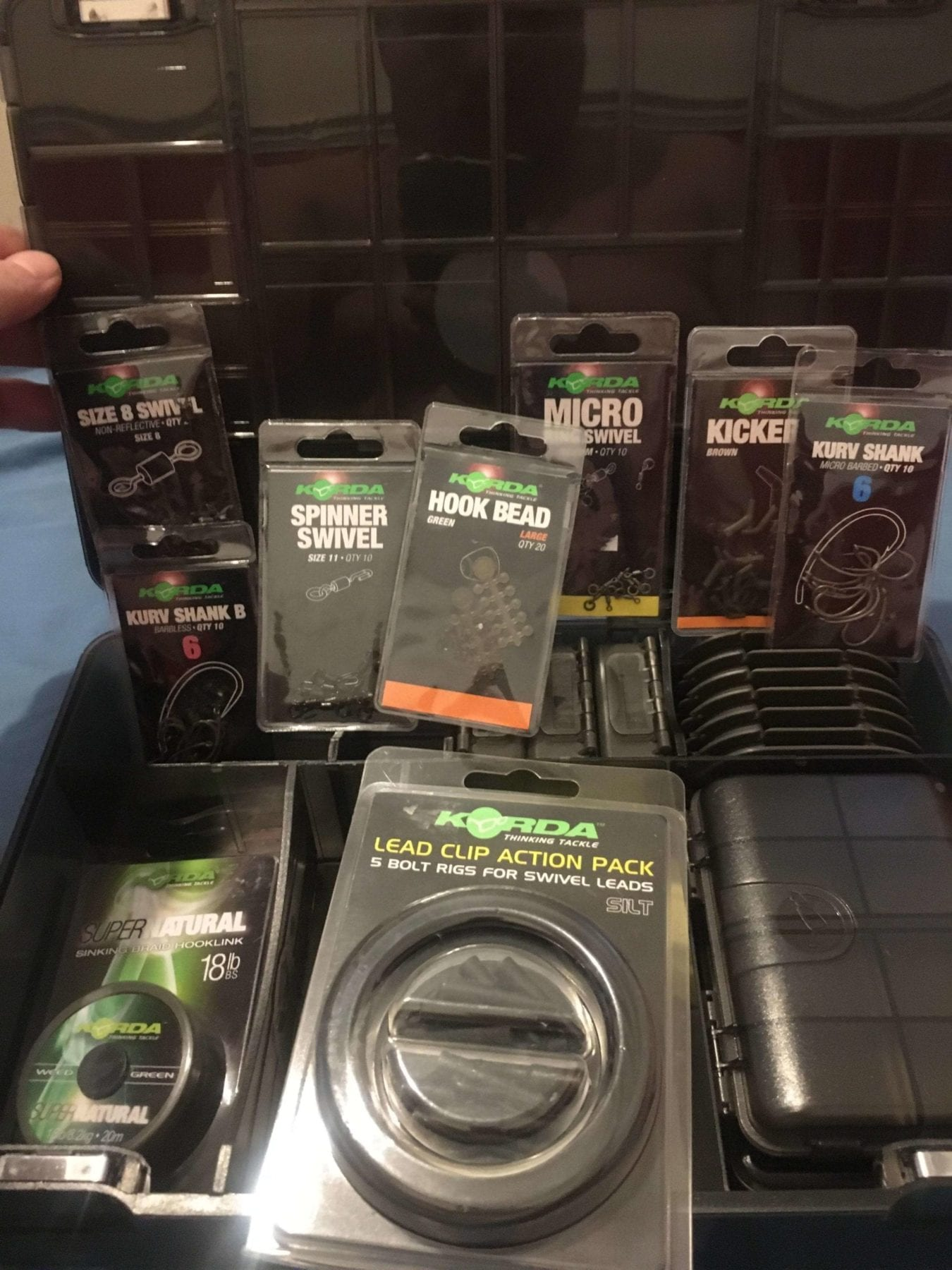 Craig Addis won our Free Korda Bundle