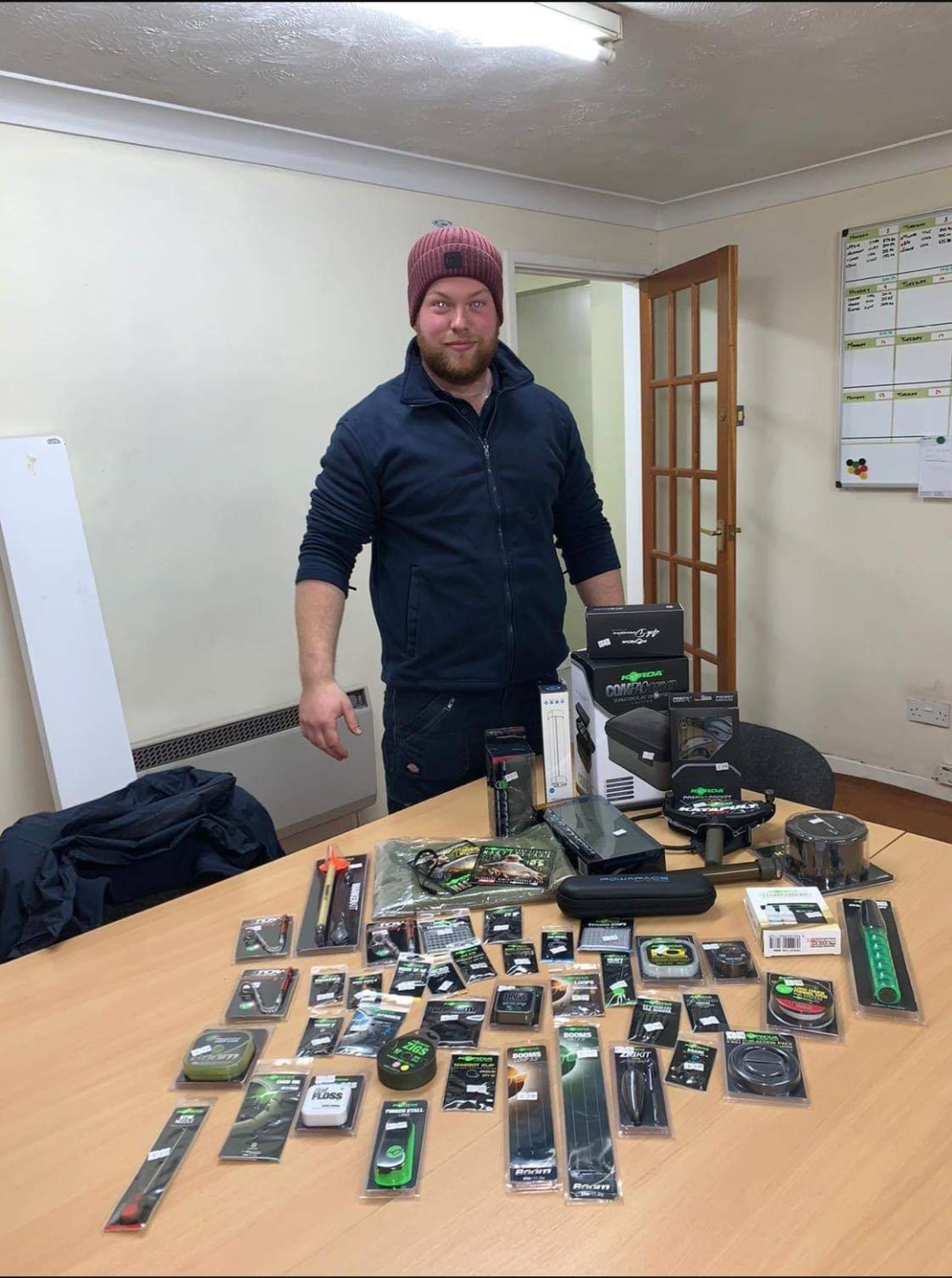 Ryan Poste Wins a Gigantic korda Bundle!