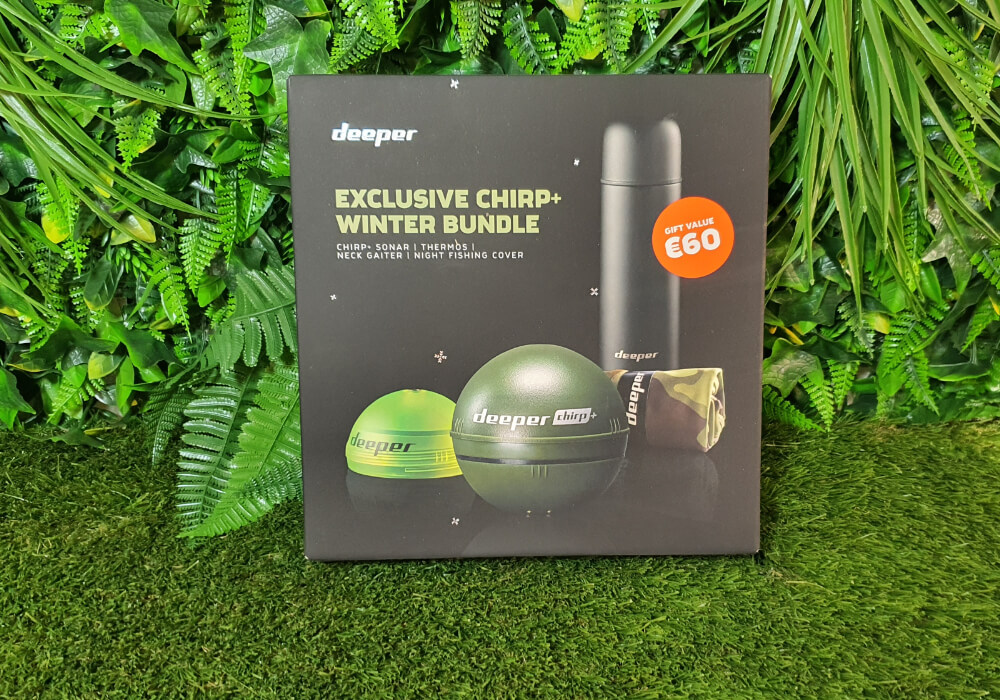 EXCLUSIVE DEEPER CHIRP+ BUNDLE 5TH DRAW